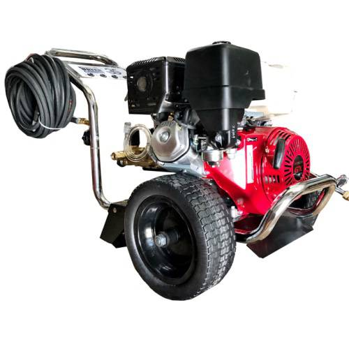 Honda GX390 13HP-Portable-AR Pump-4 0GPM-4000PSI-1542