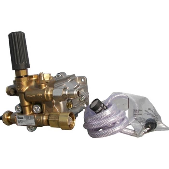 Annovi Reverberi Pump 2 5gpm 2700psi Horizontal Sjv25g27 Pkg