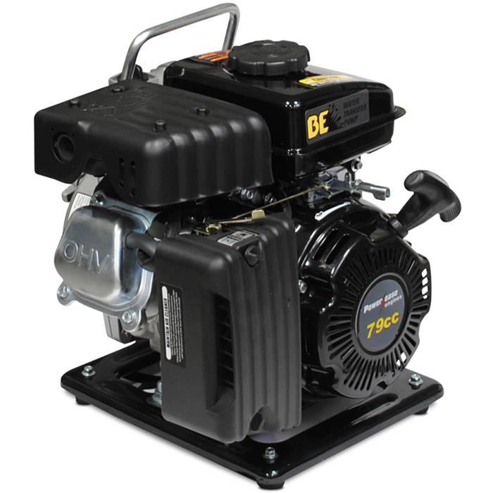 42gpm 79cc Powerease Engine Recoil Start Low Oil Shutdown