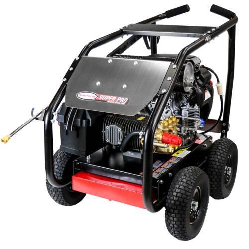 5000 Psi Gear Drive Honda Industrial Pressure Washer