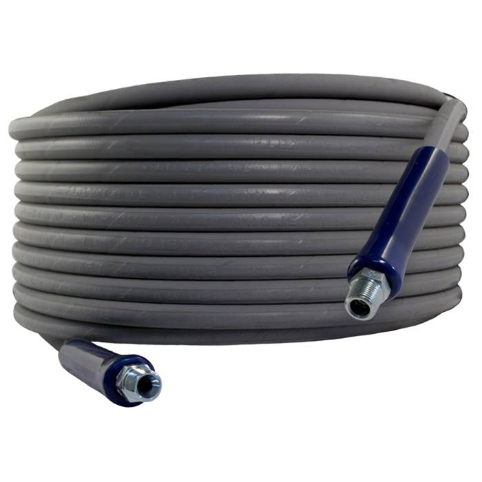 4200psi 100 Foot Gray Pressure Washer Hose