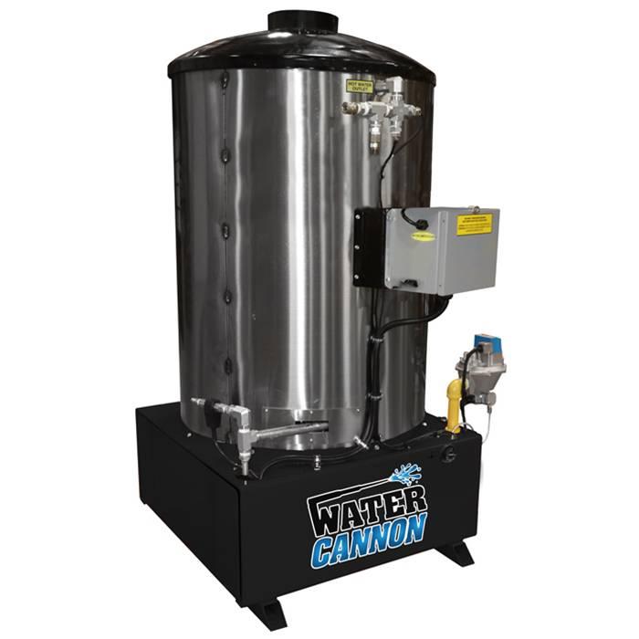 Natural Gas-6000PSI-5GPM-Modular Hot Water Pressure Washer ...