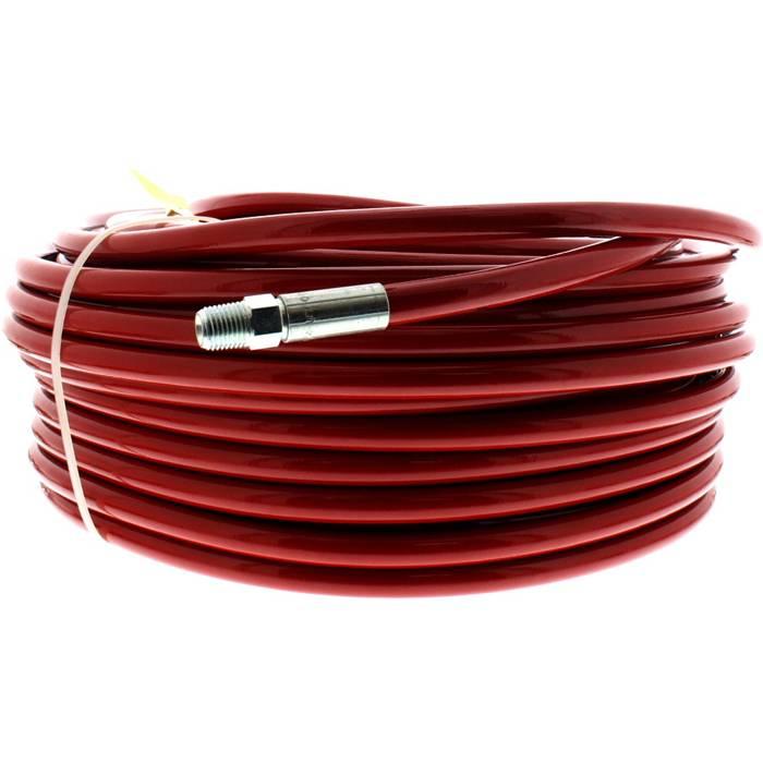 Jetter Hose Fabric Braid 150 Deg F Red 4000psi J429r5