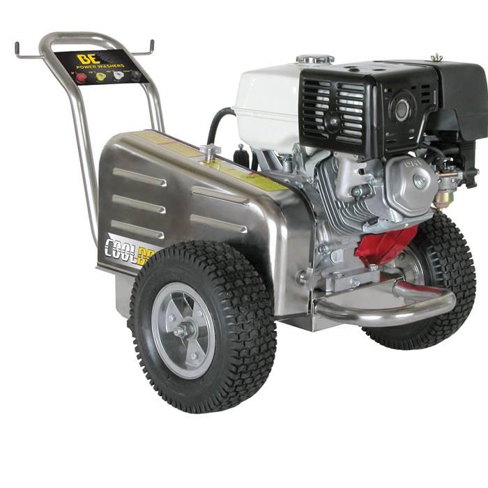Cd 3513hwbsgen Honda Power Washer Stainless Steel