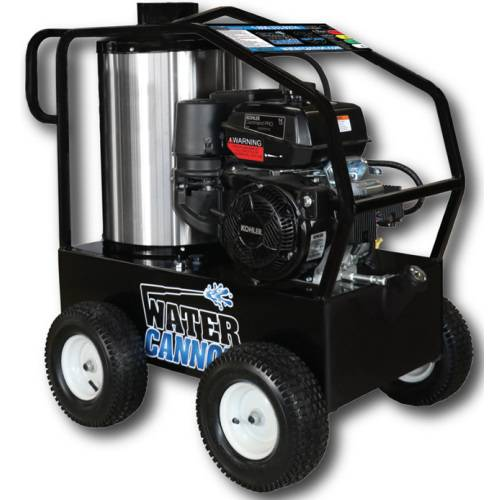 Pressure Washer Commercial Hot Water Gas 4gpm 3000psi
